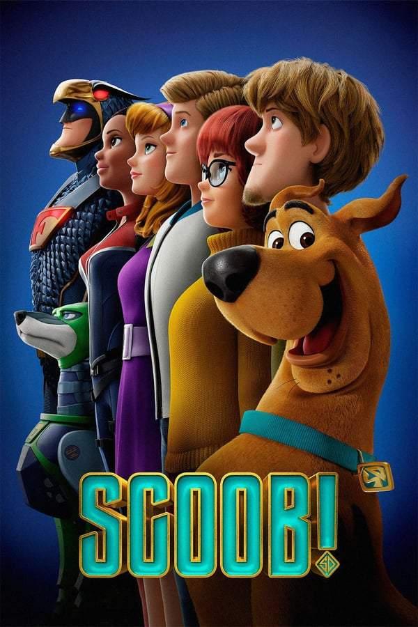 Movie Scoob 2020