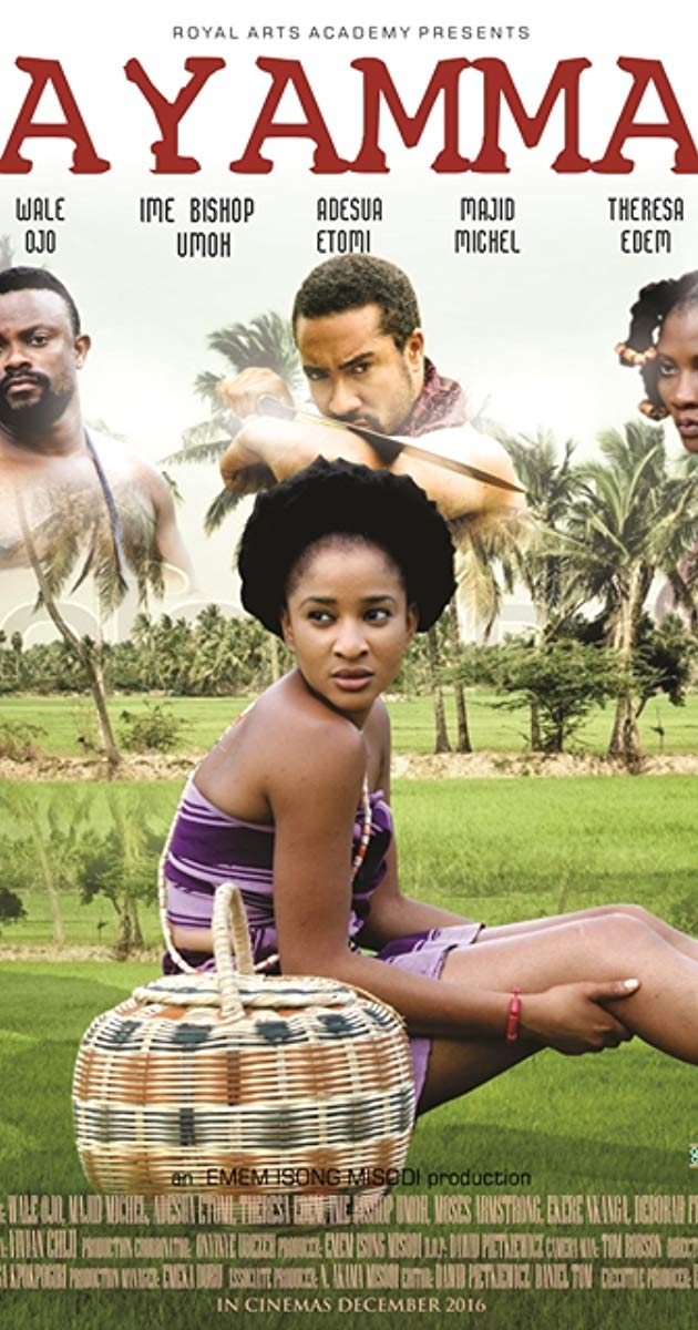 hot ayamma nollywood movie