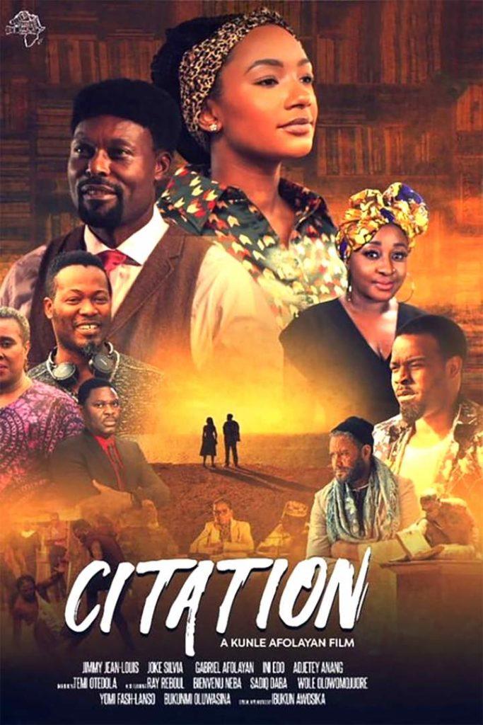 MOVIES: Citation (2020) – Nollywood